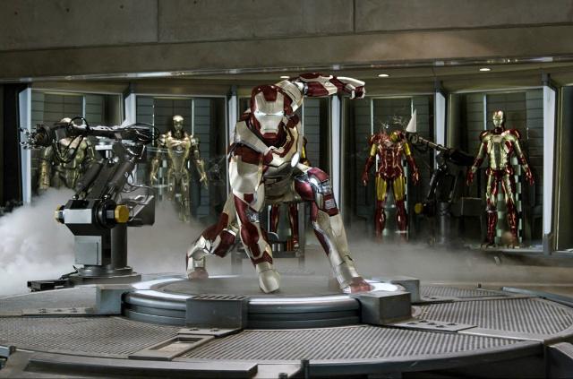 Iron Man 3_Suits