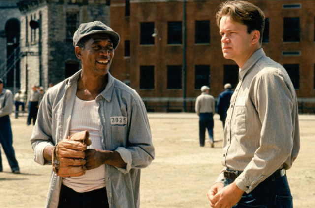 Shawshank Redemption_Movies for a Long Flight