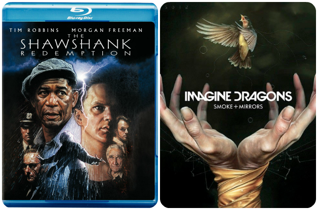The Shawshank Redemption_Imagine Dragons_Page & Screen_Giveaway