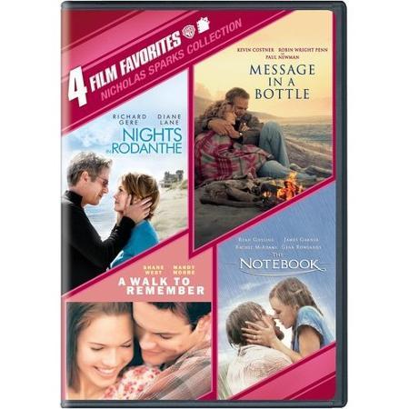 Nicholas Sparks Four Pack
