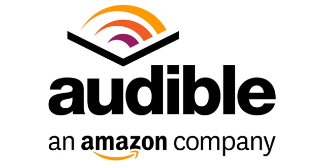 Audible logo on Page & Screen