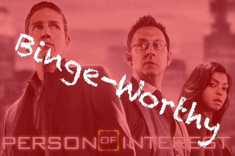 Person of Interest feat image on Page & Screen