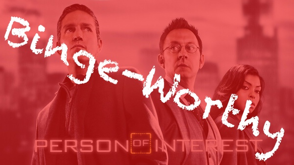 Person of Interest bingeworthy on Page & Screen