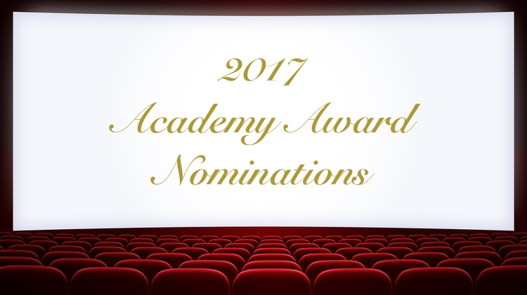 Academy Awards 2017 Nominations