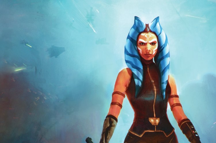 Featured image for Star Wars - Ahsoka on Page & Ahsoka