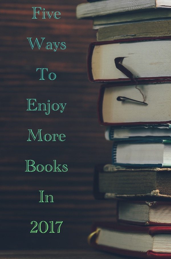 enjoy more books in 2017 on Page & Screen
