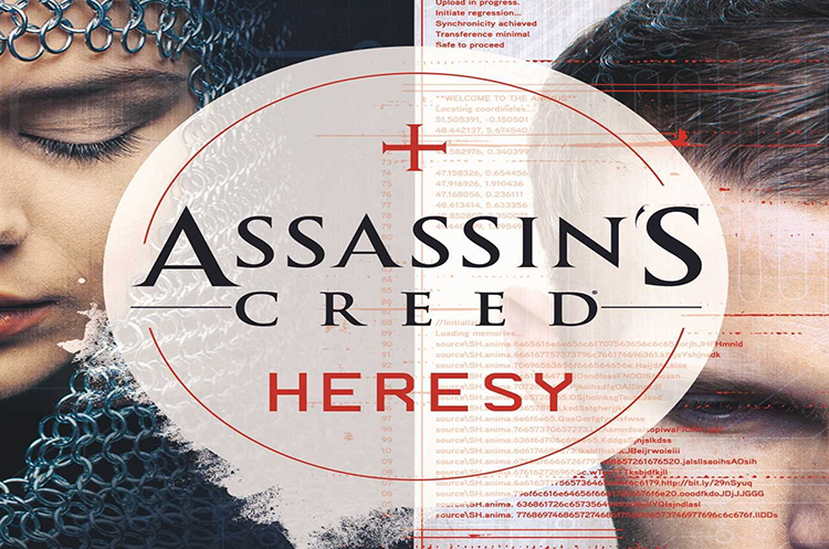 Assassin's Creed – Heresy by Christie Golden