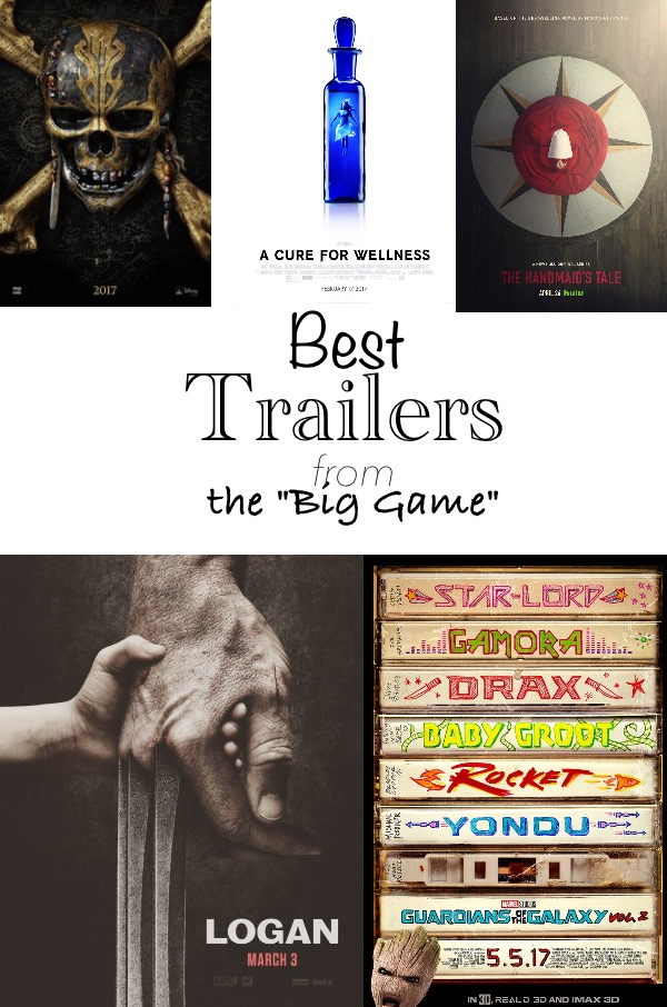 Top Trailers from the Big Game 2017 hero image