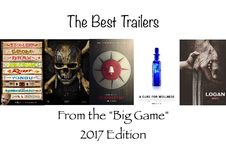 Top Five Trailers from the Big Game