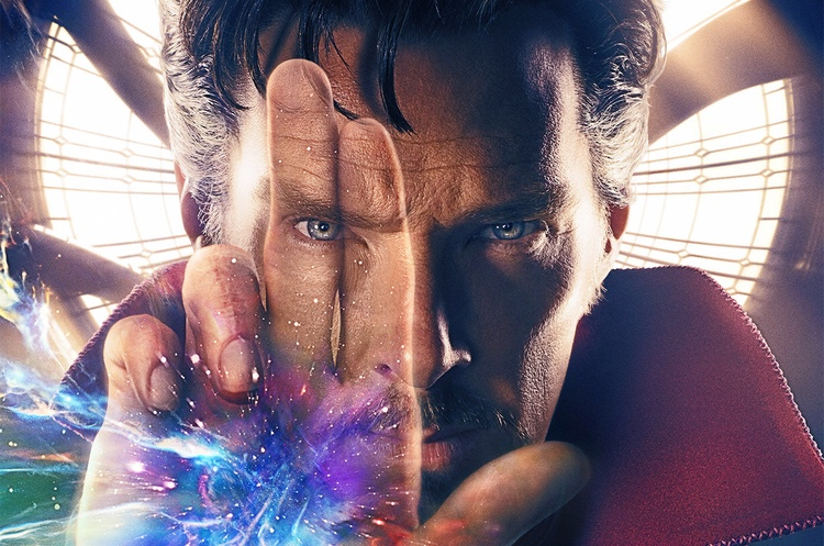 Doctor Strange featured image at Page & Screen